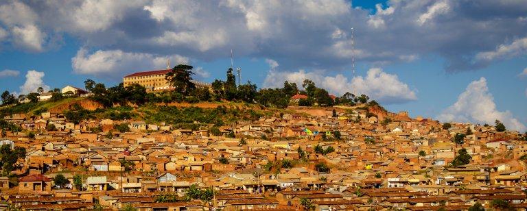 Kampala city and peri-urban surrounds (Uganda)